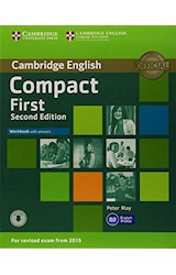 Papel Compact First Second Ed. Workbook with Answers