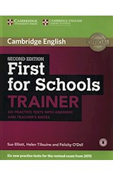 Papel First for Schools Trainer (Second Edition)
