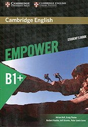 Libro Cambridge English Empower Intermediate - Student'S Book