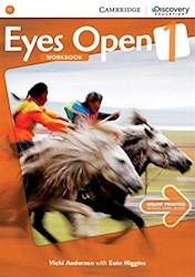Papel Eyes Open 1 Workbook With Online Practice