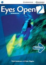 Papel Eyes Open 2 Workbook With Online Practice