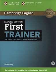 Papel Cambridge Eglish First Trainer (Second Ed.) With Answers
