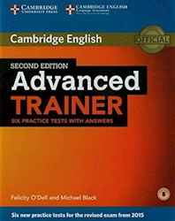 Papel Advanced Trainer Six Practice Tests With Answers With Audio