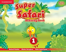 Papel Super Safari Level 1 Activity Book