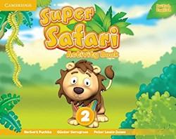 Papel Super Safari 2 Activity Book