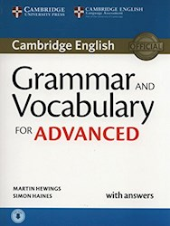 Papel Grammar And Vocabulary For Advanced With Answers And Audio