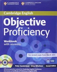 Papel Objective Proficiency Second Ed. Workbook With Answers With Audio Cd