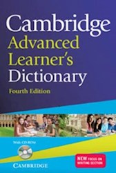 Papel Cambridge Advanced Learner'S Dictionary With Cd-Rom Fourth Edition