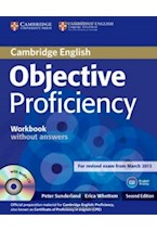 Papel OBJECTIVE PROFICIENCY WORKBOOK-KEY +CD