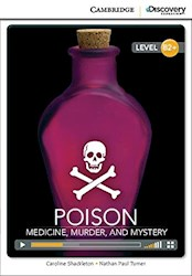 Papel Poison: Medicine, Murder, And Mystery (Level B2+)