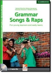 Papel Grammar Songs And Raps Teacher'S Book With Audio Cds (2)