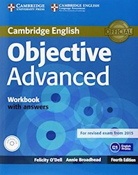 Papel Objective Advanced (Fourth Ed) Workbook W/Key