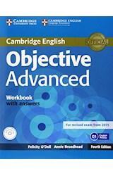 Papel Objective Advanced (Fourth Ed) Workbook w/Key