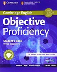 Papel Objective Proficiency Second Ed. Student'S Book With Answers