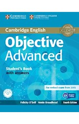Papel Objective Advanced (Fourth Ed) Student's Book w/Key