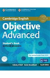 Papel Objective Advanced (Fourth Ed) Student's Book without Key