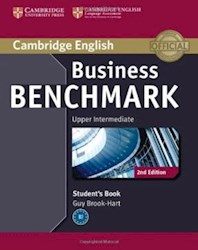 Papel Business Benchmark 2Nd Ed. Vantage Personal Study Book