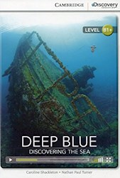 Papel Deep Blue: Discovering The Sea (B1+)