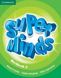 Libro Super Minds 2 Workbook Pack With Grammar Booklet