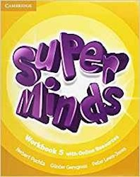 Libro Super Minds 5  Workbook Pack With Grammar Booklet