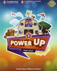 Libro Power Up 2 - Pupil'S Book