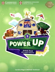 Libro Power Up 1 - Activity Book W/Online Resources & H.Booklet