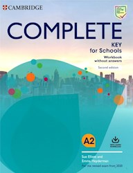 Papel Complete (Second Edition) Key For Schools Workbook
