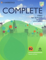 Papel Complete (Second Edition) First For Schools Workbook