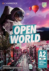 Papel Open World A2 Key Student'S Book