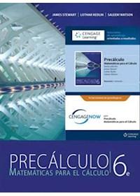 Papel Precálculo - Matemáticas Para El Cálculo