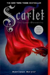 Papel Scarlet (Lunar Chronicles, Book 2)