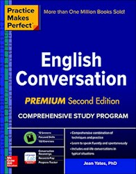 Papel English Conversation Premium Second Ed. (Practice Makes Perfect)