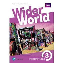 Papel Wider World 3 Student'S Book