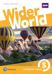 Libro Wider World Starter  Student'S Book