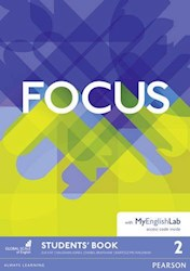 Papel Focus 2 Student'S Book W/ My English Lab