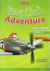Papel New English Adventure 1 Pupil'S Book