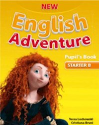 Papel New English Adventure Starter B Pupil'S Book