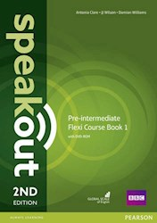 Papel Speakout 2Nd Ed Pre-Intermediate Flexi Course Book 1