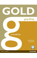 Papel Gold Pre-First Coursebook
