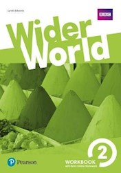 Papel Wider World 2 Workbook With Extra Online Homework Pack