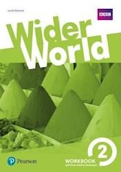 Papel Wider World 2 Workbook With Extra Online Homework Pack