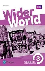 Papel Wider World 3 Workbook With Extra Online Homework Pack
