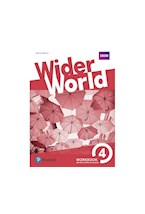 Papel WIDER WORLD 4 WORKBOOK WITH ONLINE HOMEWORK PACK 2