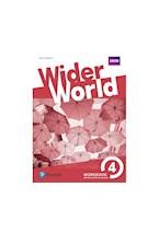 Papel WIDER WORLD 4 WORKBOOK WITH ONLINE HOMEWORK PACK 2
