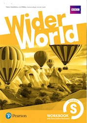 Papel Wider World Starter Workbook W/Extra Online Practice