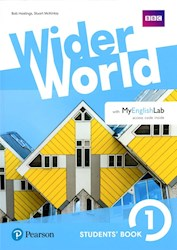 Papel Wider World 1 Student'S Book With Myenglish Lab