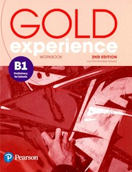 Papel Gold Experience 2Nd Edition B1 Workbook