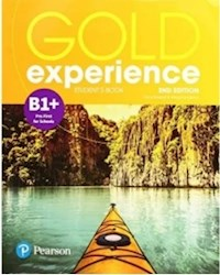 Papel Gold Experience 2Nd Edition B1+ Student'S Book