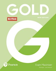 Papel Gold B2 First New Ed. Exam Maximiser No Key