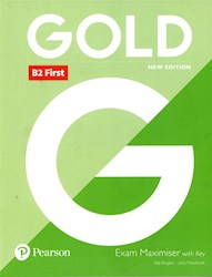 Papel Gold B2 First New Edition Exam Maximiser With Key